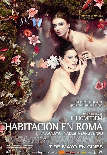 Cartel de la película Habitacion en Roma