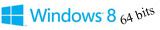PC Windows 8 64-bit