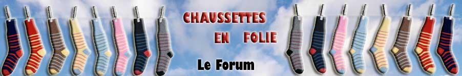Chaussettes en folie Index du Forum