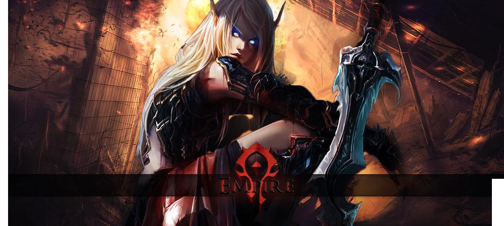 Forum de la guilde Empire sur DragonWar Server Index du Forum
