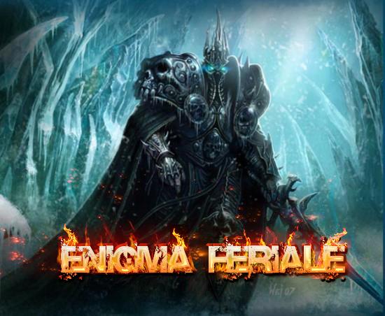 Enigma-Feriale Index du Forum