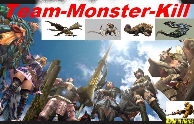 Team-Monster-Kill Index du Forum