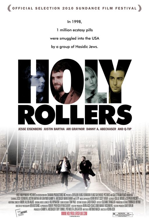 Poster de Holy Rollers