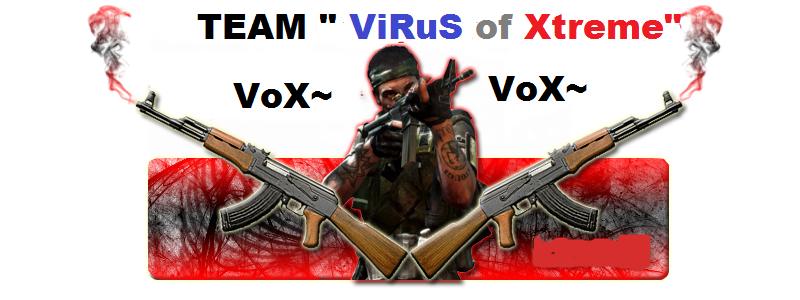 Team VoX~ Index du Forum