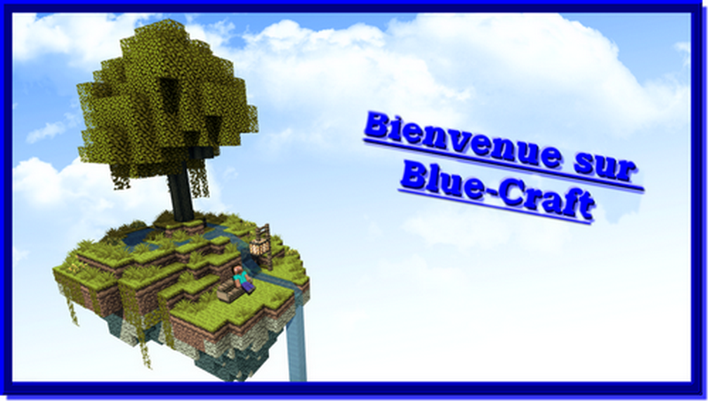 Blue_Craft Index du Forum