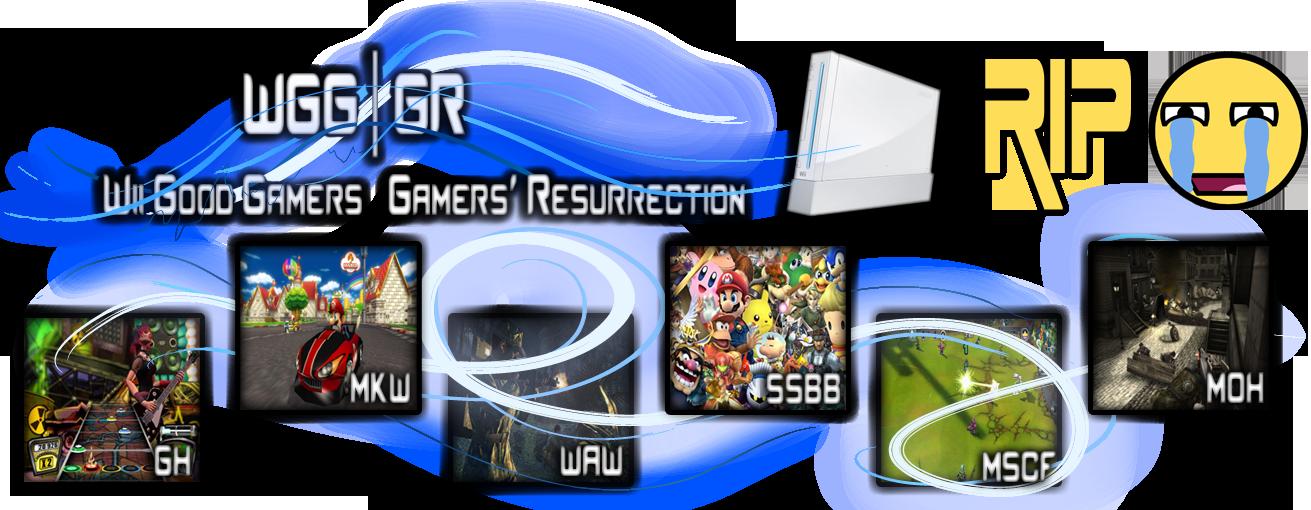 [GR] - Gamers' Resurrection Index du Forum