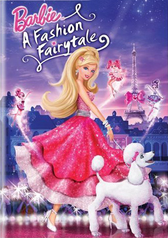 Cartel de la pelicula Barbie: A Fashion Fairytale