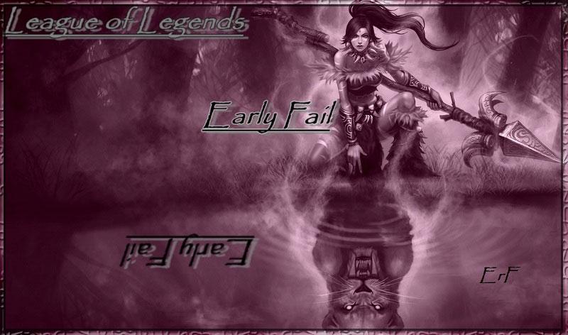 Team Early Fail Index du Forum