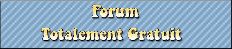 Le forum bonplan_gratuits Index du Forum