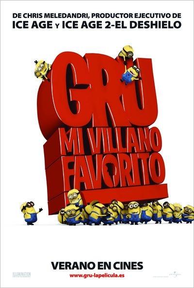gru 4078 1bd4260 Gru: Mi villano favorito (2010) Español Latino