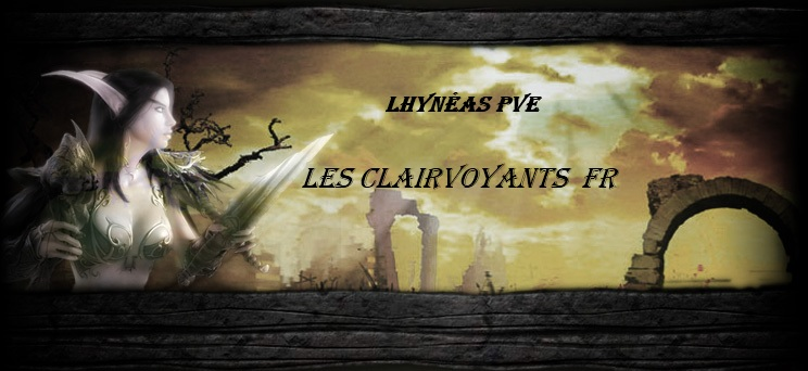 Lhynéas Index du Forum