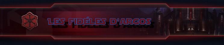 les fidèles d'argos Index du Forum