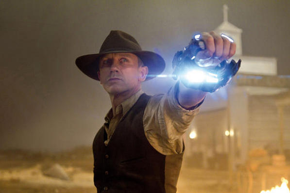 Imagen de Cowboys and Aliens