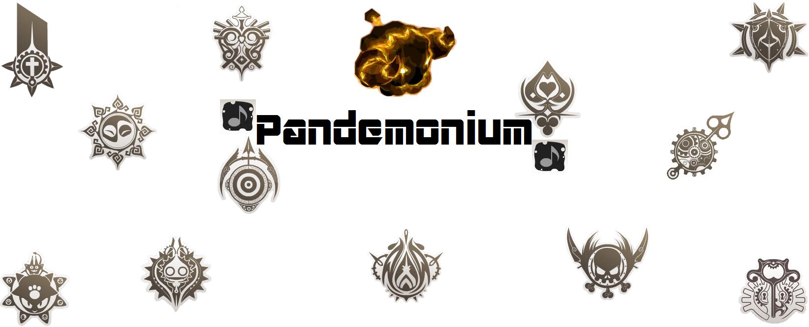la guilde pandemonium Index du Forum