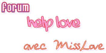 Help love - Aide en amour Index du Forum