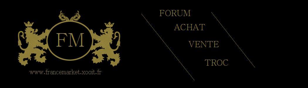Forum Achetez/Vendez/Echangez/Donnez! Index du Forum