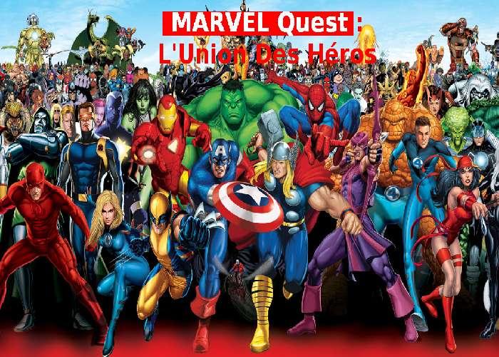 Marvel Quest : L'union des Héros Index du Forum