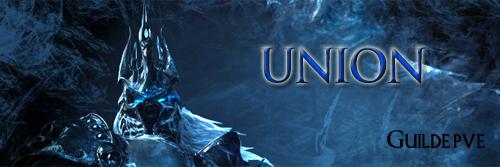 Union Guilde Pve Index du Forum