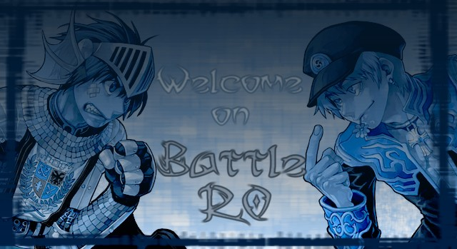 Forum Destiné au Serveur :: Battle Ro Index du Forum