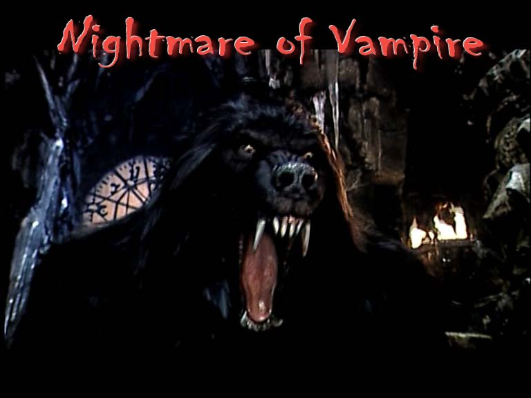 Nightmare Of Vampire Index du Forum