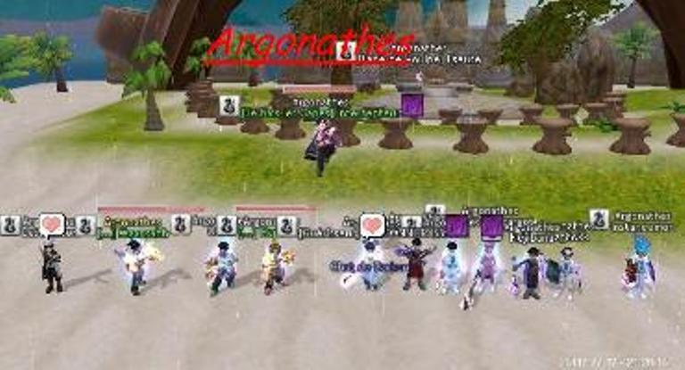 La Guilde Argonathes Index du Forum