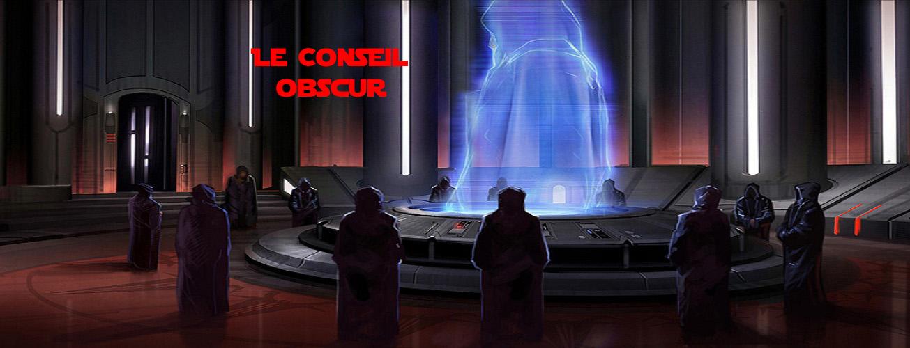 Le Conseil Obscure Index du Forum