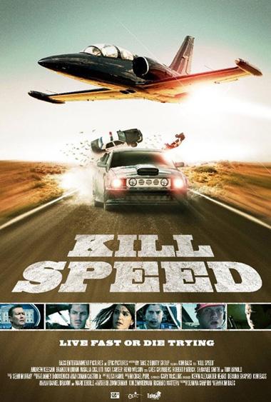 Poster de Kill Speed