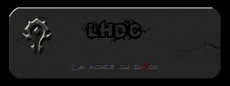 La-Horde-Du-Chaos Index du Forum