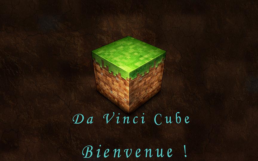 DaVinci Cube Index du Forum