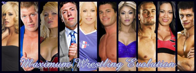 Maximal Wrestling Evolution Index du Forum