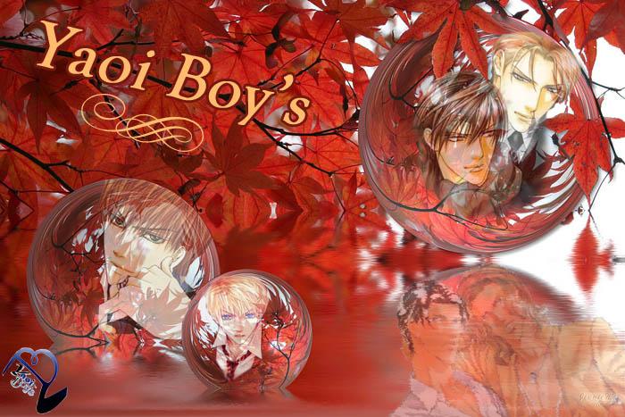 Yaoi Boy's
