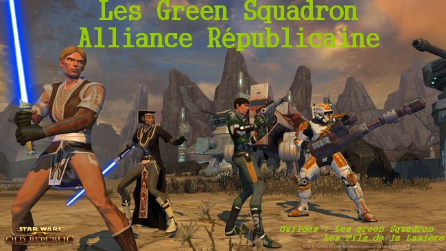 Les Green Squadron Index du Forum