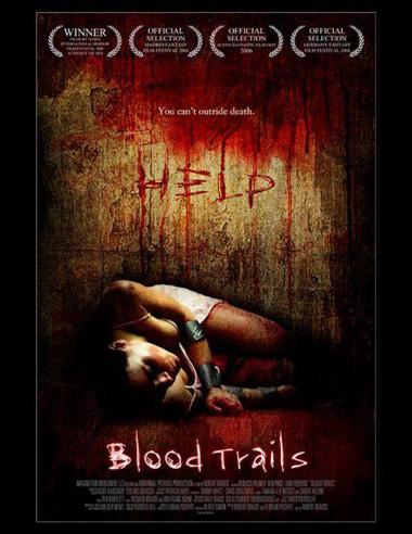 Poster de Rastros De Sangre (Blood Trails)