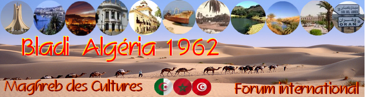 bladi.Algéria1962 Index du Forum
