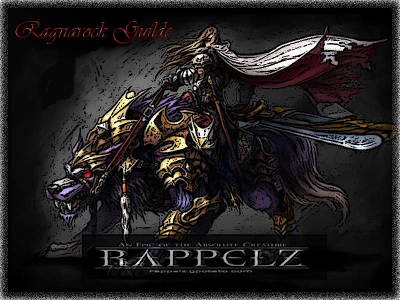 Rappelz Guilde Ragnarock Index du Forum