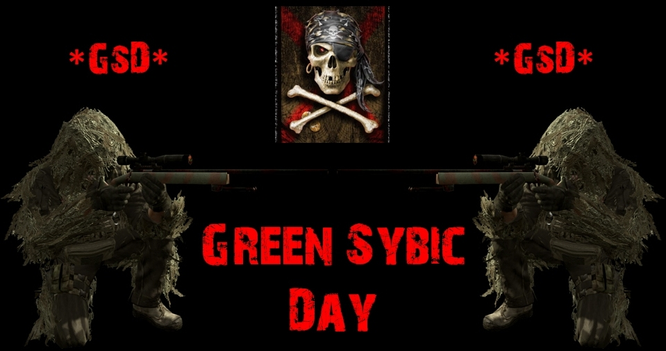 Green Sybic Day Index du Forum
