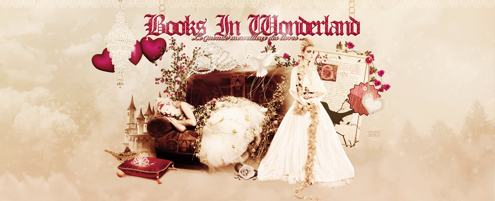 ♣ Books In Wonderland ♣ Index du Forum