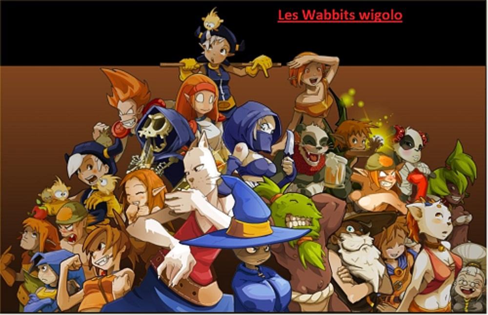 les wabbits wigolo Index du Forum