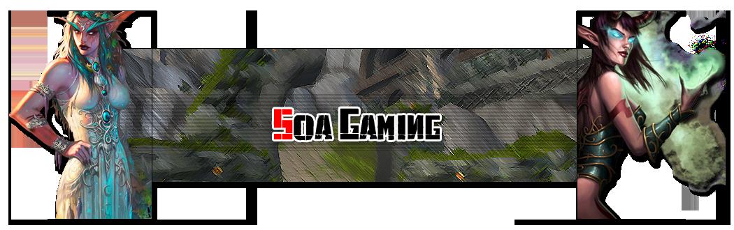 Son Of Arena Gaming Index du Forum