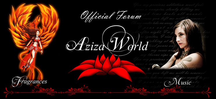 Aziza World LLC Forum Index