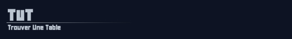 TuT Index du Forum