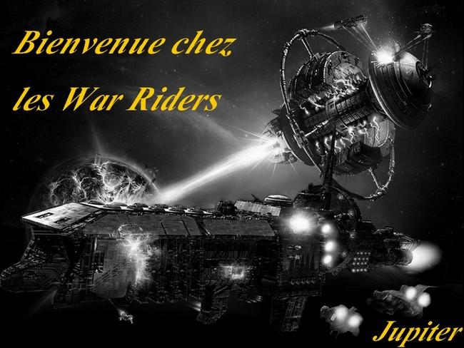 war riders de jupiter Index du Forum