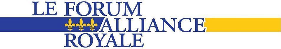 Forum officiel de l'Alliance Royale (AR) Index du Forum