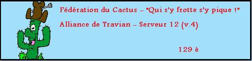 Forum Officiel de la fédération du Cactus Index du Forum