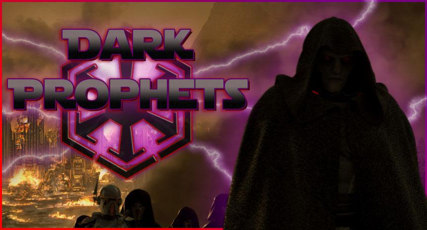 Dark Prophets Index du Forum