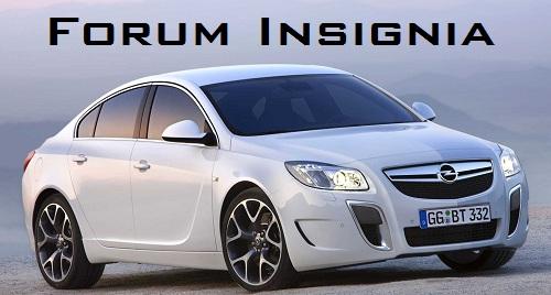 Forum Opel Insignia Index du Forum
