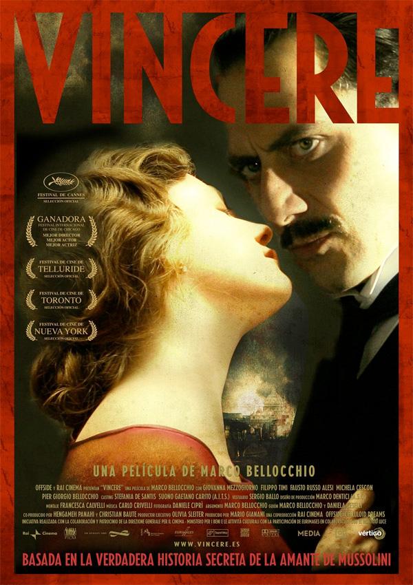 Poster de Vincere