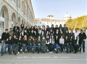 Forum de la classe prépa 1-bcpst-2 du lycée thiers; année 2010-2011 Index du Forum