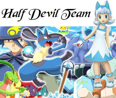 HALF-DEVIL TEAM Index du Forum