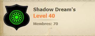 Shadow Dream's Index du Forum
